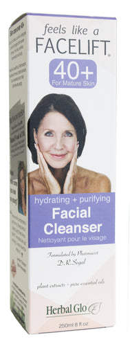 Feels Like a Facelift 40+ Facial Cleanser, 250ml