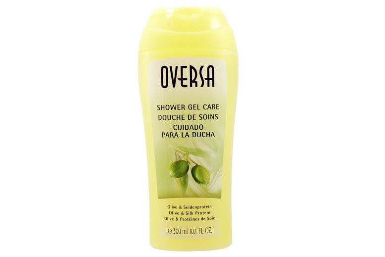 Olive & Silk Protein Shower Gel, 300ml