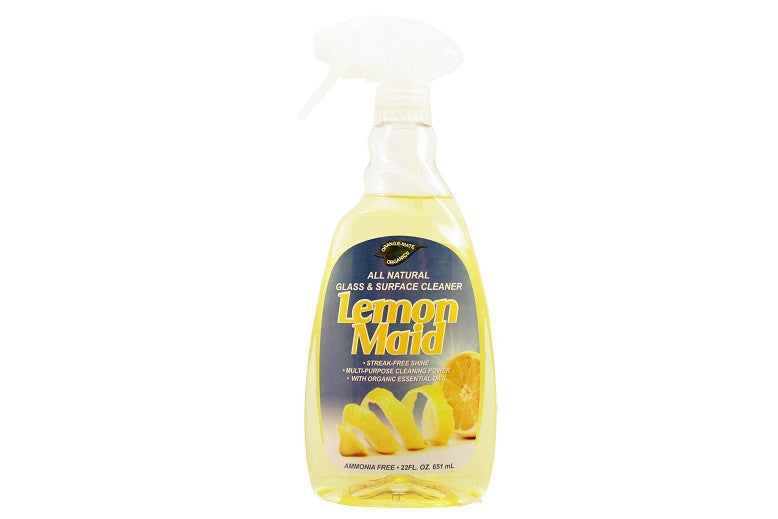 Lemon Maid Glass & Surface Cleaner