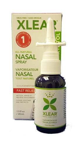 Xlear Nasal Spray, 45ml