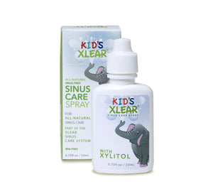 Xlear Kids Nasal Spray, 22ml Bottle