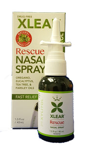 Xlear Rescue Nasal Spray, 45ml