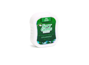 Spry Gem Mints, case of 6, 40 pc each, Spearmint