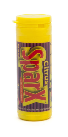 Sparx Candy Tubes, 6-Pack, Citrus