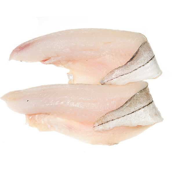 7/8 Haddock Fillets 200-230g