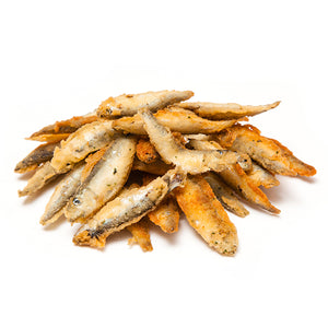 Coated Whitebait (Blanchbait)