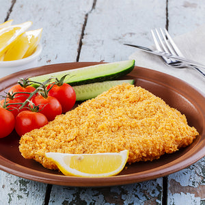 2no. Breaded Haddock fillets