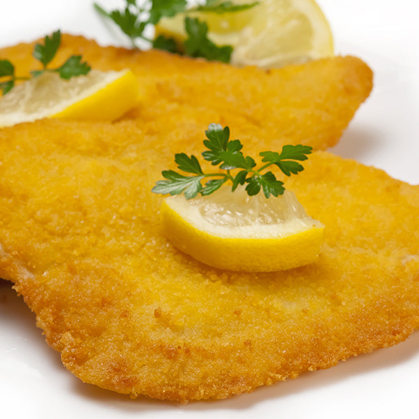 Natural Breaded Yellow Fin Sole