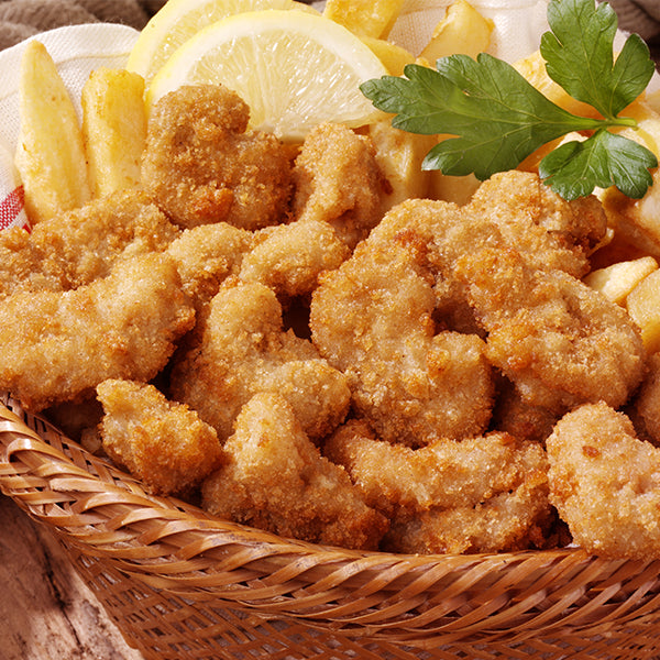 Seasiders Whole Tail Breaded Scampi
