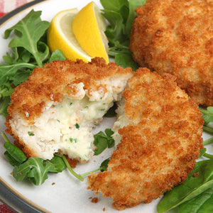 Chapmans Smoked Haddock and Bacon Fishcake