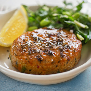 Chapmans Thai Salmon Fishcake