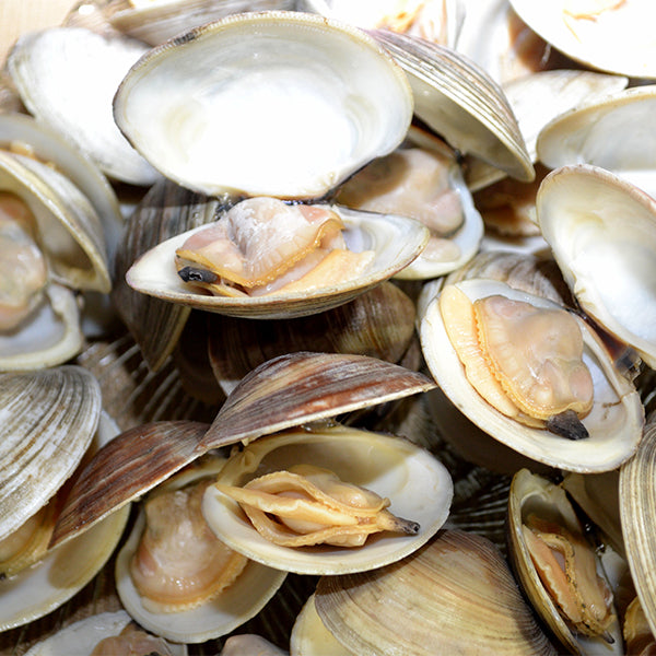 Whole Shell Clams