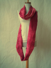 Eco Friendly Organic Cotton Gauze Infinity Scarf/Head Wrap/Body Wrap by Maya's Ideas