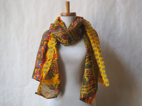 Sunny Bazaar Eco Friendly Scarf/Shawl with Gemstone Accents