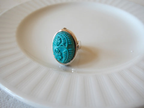 Thailand Turquoise Ring