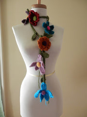 Marguerite's Garden (Vine Necklace) Limited Edition