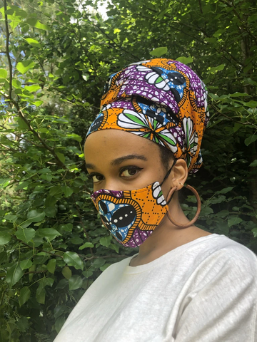 Artisan Art Print (HEADWRAP ONLY) - PRINT OPTIONS AVAILABLE