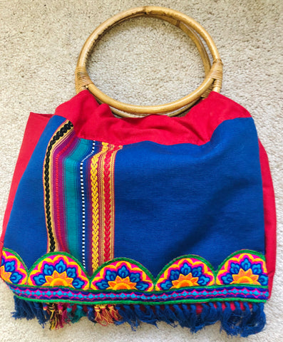 Royal Prism Eco Friendly Embroidered Purse