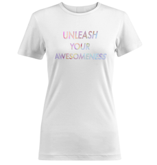 LIMITED UNLEASH YOUR AWESOMENESS T-shirt