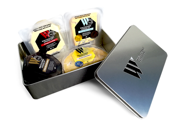 Cheese Tin - Premium selection