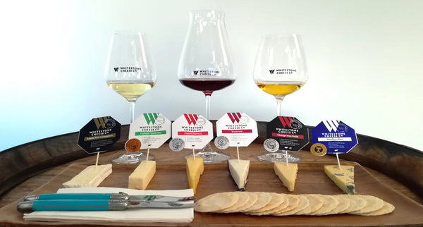Guided Tour with Cheese & Wine pairing