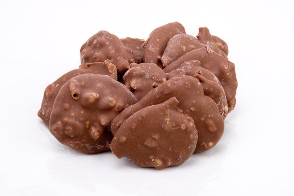 Milk Chocolate Cluster Packs
