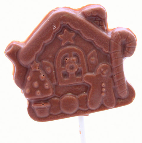 Gingerbread House Pop