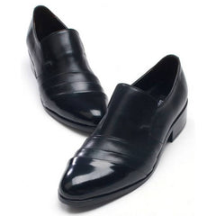 EpicStep Men's Genuine Leather Dress Formal Business Casual Shoes Oxfords Loafers