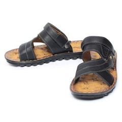 EpicStep Men's Casual Comfort Outdoor Cushioned Beach Sports Sandals Slides