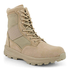 EpicStep Men's Desert Suede Boot Ankle Military Combat Shoes Tactical Army Work Comfort