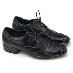 EpicStep Men's Stylish Genuine Leather Dress Formal Business Casual Lace Up Shoes Oxfords Loafers