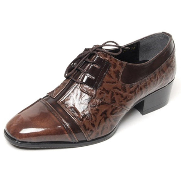 brown-lace-up