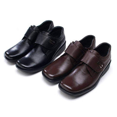EpicStep Men's Dress Formal Casual Shoes Genuine Leather Strap Oxfords Loafers
