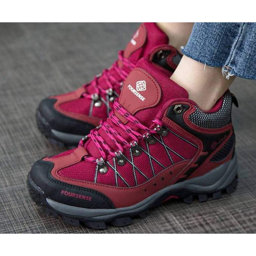 EpicStep Women's Outdoor Walking Hiking Trekking Mountaineering Athletic Sports Shoes
