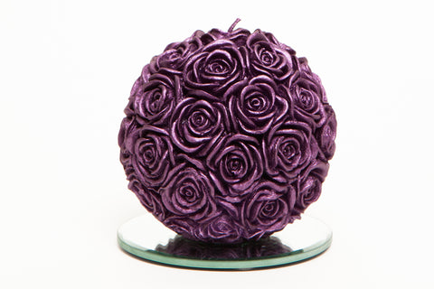 Amethyst Rose Ball