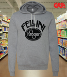 Fellini Kroger gray hoodie Knoxville grocery store