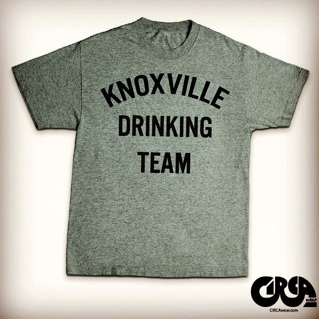 fd2b305be Knoxville Drinking Team – Circa Wear