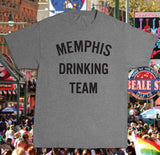 Memphis Drinking Team t-shirt