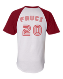 Baseball All Star Themed Dr. Fauci Shirt / Fauci Jersey