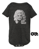 Dolly Parton onesie - infant body suit