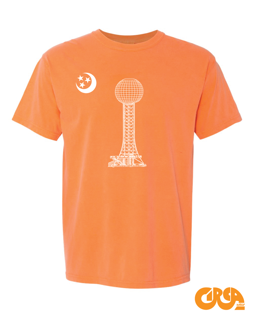 South Carolina Palmetto Sunsphere t-shirt