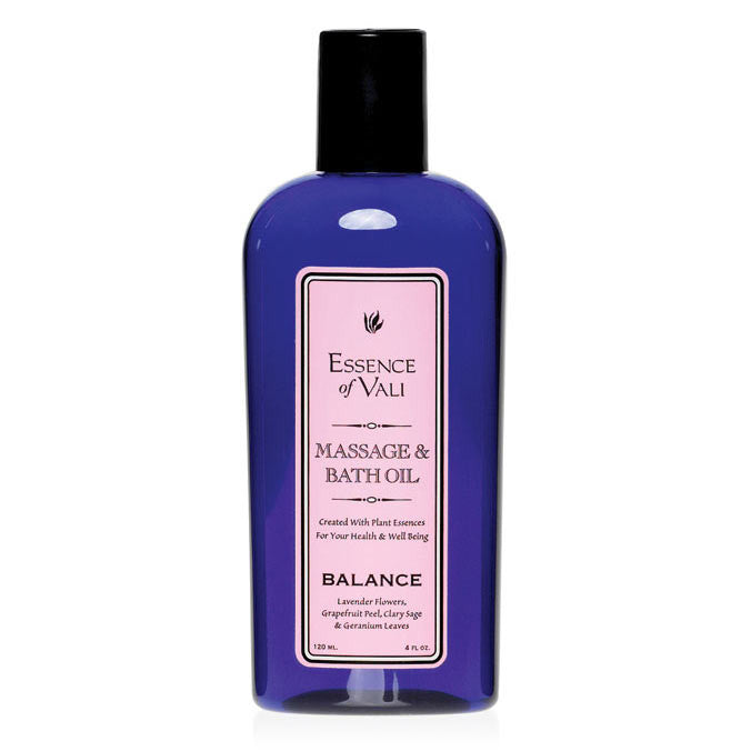 Balance Massage And Bath Oil