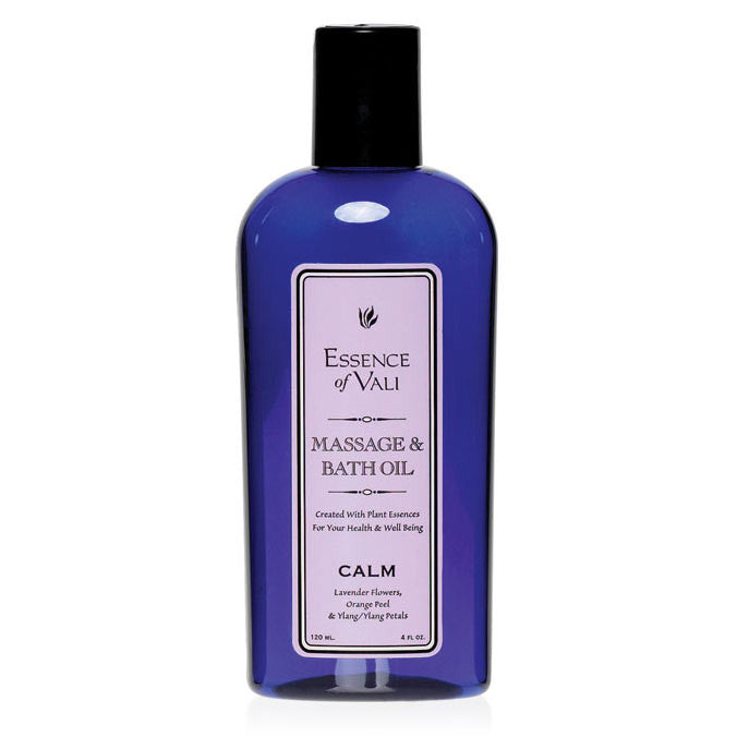 Calm Massage And Bath Oil