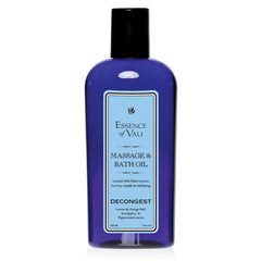 Decongest Massage & Bath Oil