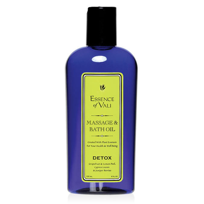 Detox Massage And Bath Oil