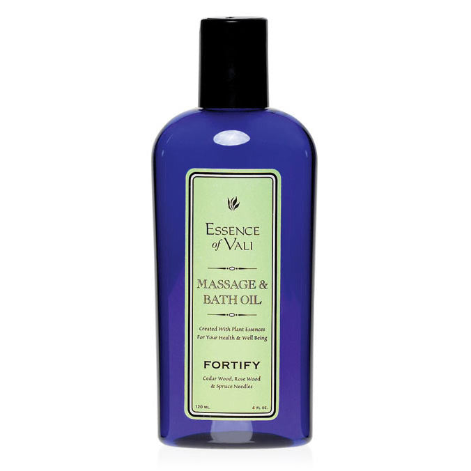 Fortify Massage And Bath Oil