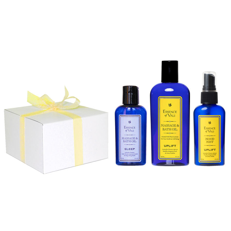 Mood Uplifting & Soothing Sleep Gift Box