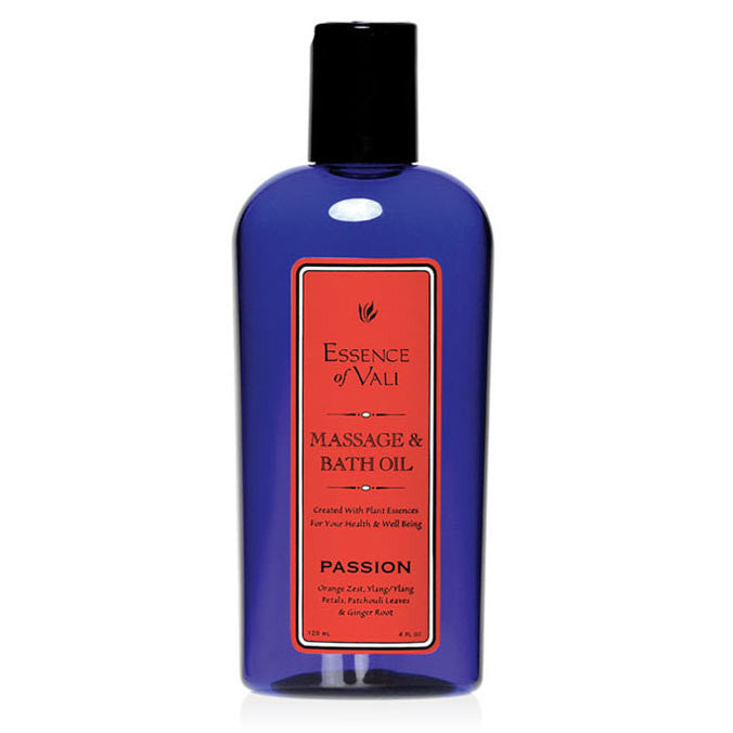 Passion Massage And Bath Oil