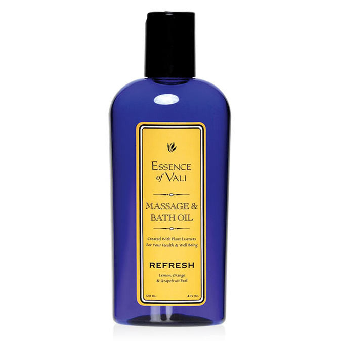 Refresh Massage And Bath Oil