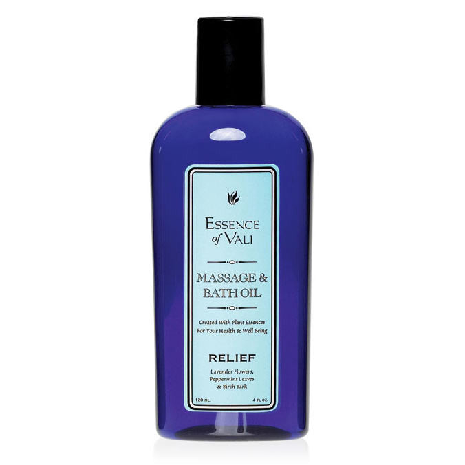 Relief Massage And Bath Oil